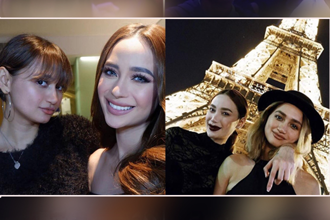 IN PHOTOS: Arci Muñoz with her beautiful head-turner sister