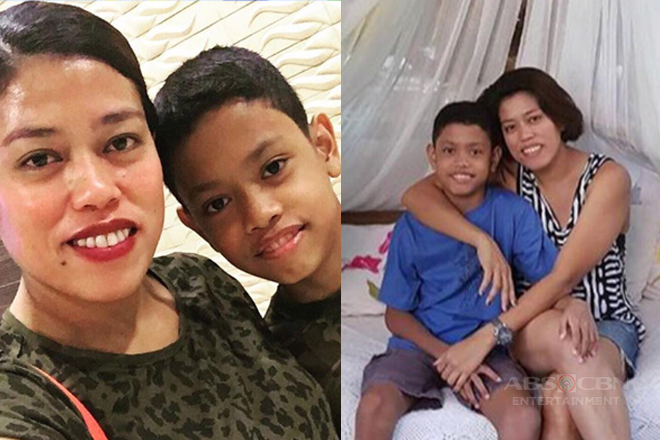 LOOK: 27 Photos of Moi Bien with her loving unico hijo