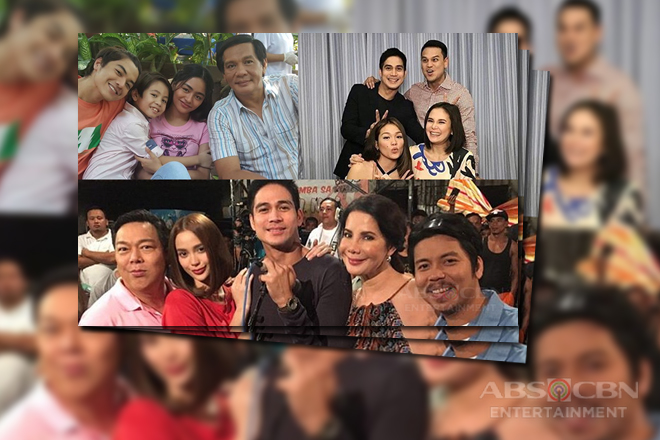 LOOK: Off-cam bonding moments of Since I Found You stars
