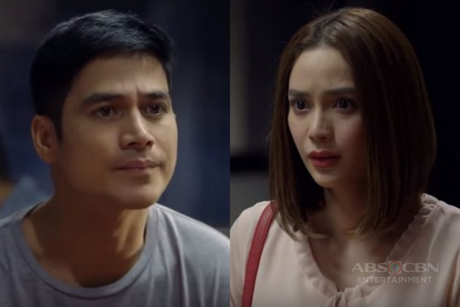 """Piolo and Arci split up in """"Since I Found You"""""""