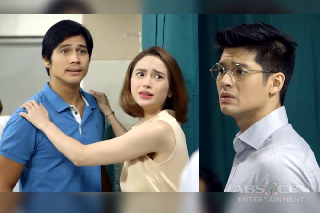 """Piolo And JC Fight Over Arci In """"SINCE I FOUND YOU"""""""
