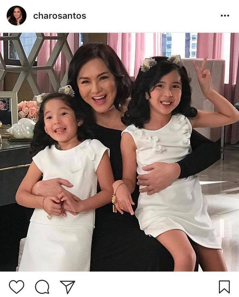 "27 Photos of Charo Santos-Concio that show she's the best ""Lola"" in town"