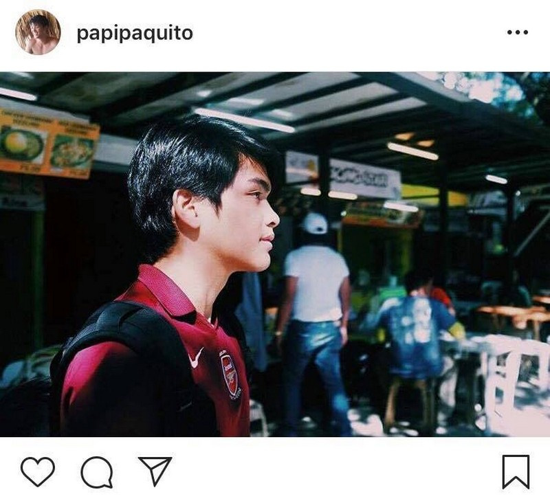 LOOK: Kate Alejandrino with her cutie chinito brother!