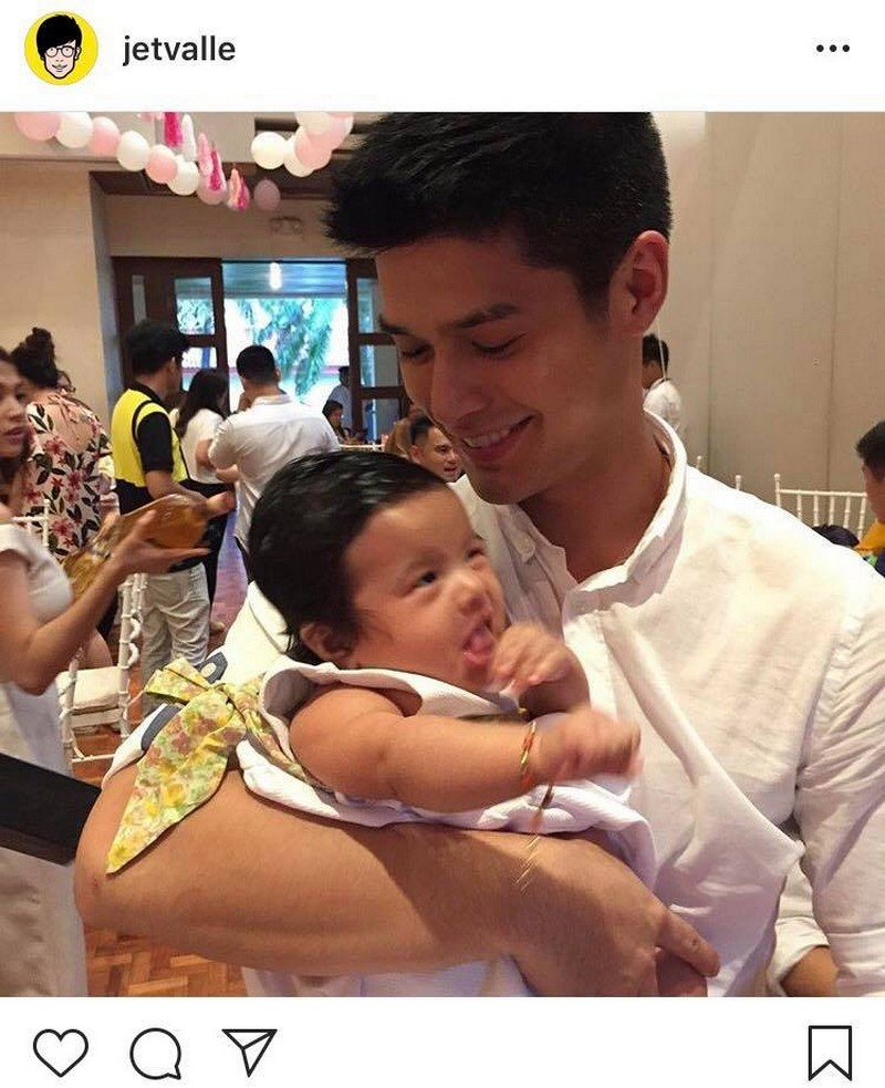 IN PHOTOS: More giggle moments of JC De Vera with his baby girl!