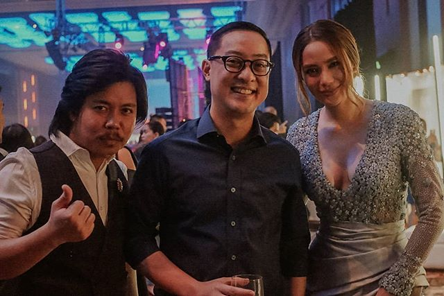 PHOTOS: Since I Found stars at the ABS-CBN Trade Event : The Frontrow Experience