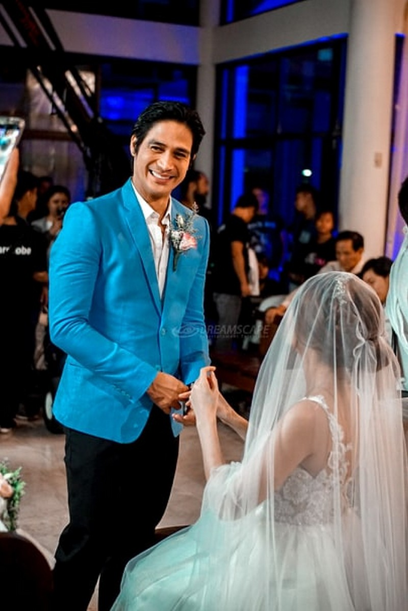 Behind-The-Scenes: Here's what happened at Nathan & Dani's wedding