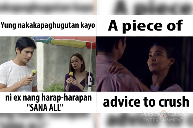 Move on from a heartbreak with these Since I Found You hugot memes