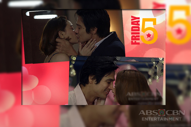 Friday 5: 5 most unforgettable 'kilig' moments of Dani and Nathan in Since I Found You Thumbnail